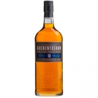 Auchentoshan 18 Year Old Lowland Single Malt Scotch 750ml Etch