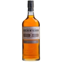 Auchentoshan 21 Year Old Lowland Single Malt Scotch 750ml Etch
