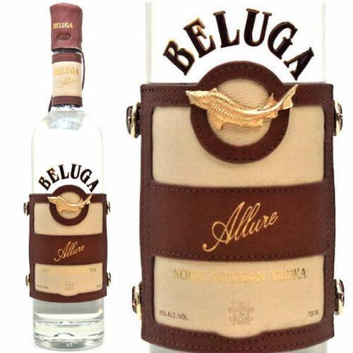 Beluga Allure Russian Vodka 750ml Etch