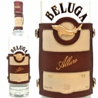 Beluga Allure Russian Vodka 750ml Etch