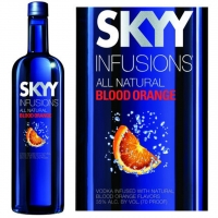 Skyy Blood Orange Infusions Vodka 750ml Etch