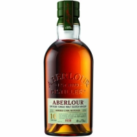 Aberlour 16 Year Old Double Cask Matured Highland Single Malt Scotch 750ml Etch