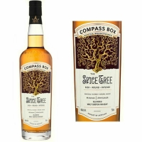 Compass Box The Spice Tree Blended Malt Scotch Whisky 750ml