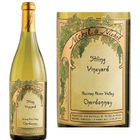 Nickel & Nickel Stiling Vineyard Russian River Chardonnay 2015 Rated 91WS