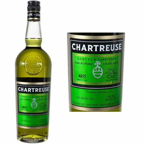Chartreuse Green Liqueur 750ml France