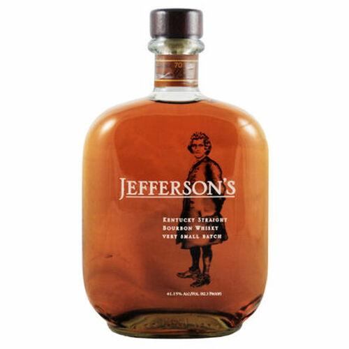 Jefferson's Very Small Batch Kentucky Straight Bourbon 750ml Etch