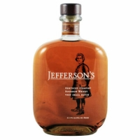 Jefferson's Very Small Batch Kentucky Straight Bourbon 750ml Etch