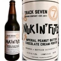 Track Seven Nukin' Futz Imperial Peanut Butter Chocolate Cream Porter 22oz