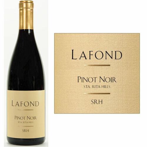 Lafond Sta. Rita Hills Pinot Noir 2017 Rated 92WE