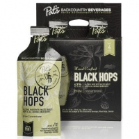 Pat's Backcountry Beverages Black Hops Brew Concentrate 4-Pack