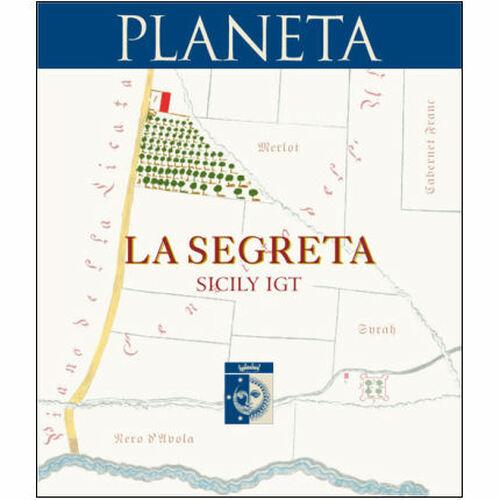 Planeta La Segreta Rosso Sicily IGT 2016 Rated 87WE
