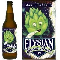 Elysian Brewing Space Dust IPA 22oz
