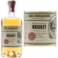 St. George Single Malt Whiskey Lot 17 750ml