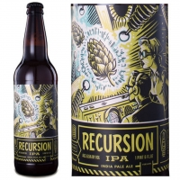 Bottle Logic Recursion Infinity IPA 22oz