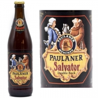 Paulaner Salvator (Germany) 16oz