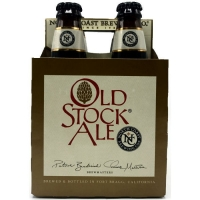 North Coast Brewing Old Stock Ale 2017 4pk-12oz
