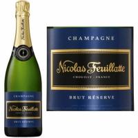Nicolas Feuillatte Blue Label Brut Reserve NV Rated 90WE