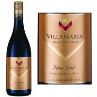 Villa Maria Cellar Selection Marlborough Pinot Noir 2014 (New Zealand)