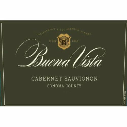 Buena Vista Sonoma Cabernet 2014