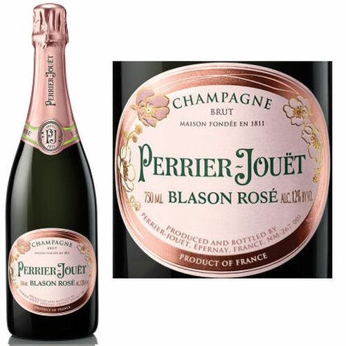 Perrier Jouet Blason Rose Rated 93WE