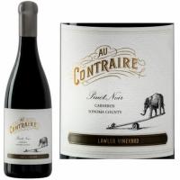 Au Contraire Lawler Vineyard Carneros Pinot Noir 2013