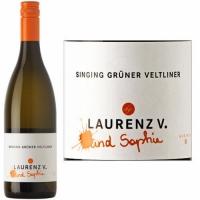 Laurenz V Und Sophie Singing Gruner Veltliner Kremstal 2018 (Austria)