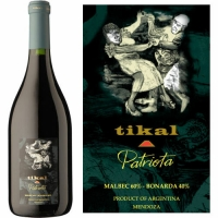 Tikal Patriota Red Blend 2014 (Argentina) Rated 92JS