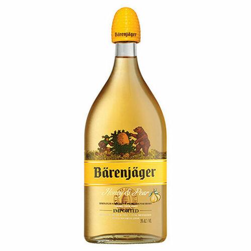 Barenjager Honey & Pear Liqueur 375ml