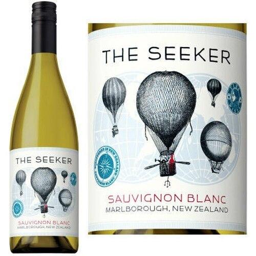 12 Bottle Case The Seeker Marlborough Sauvignon Blanc 2019 (New Zealand)