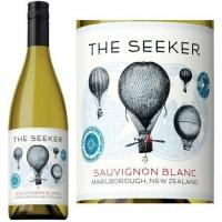 12 Bottle Case The Seeker Marlborough Sauvignon Blanc 2015 (New Zealand)