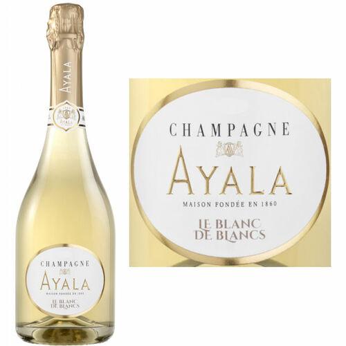 Champagne Ayala Le Blanc de Blancs Brut 2013 Rated 94WA