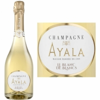 Champagne Ayala Blanc de Blancs Brut 2008 Rated 92WS