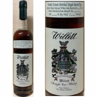 Willett Family Estate 6 Year Old Single Barrel Straight Rye Whiskey 750ml