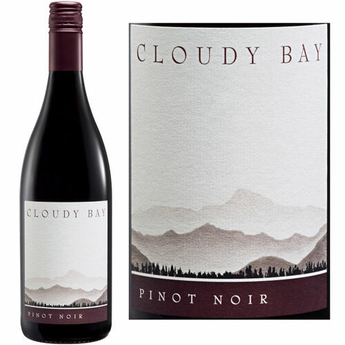 Cloudy Bay Marlborough Pinot Noir 2018 (New Zealand)