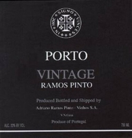 Ramos-Pinto Vintage Port 2004 Rated 88