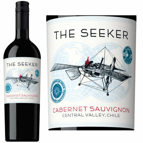 The Seeker Central Valley Cabernet 2017 (Chile)