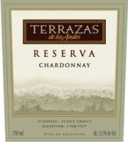 Terrazas de los Andes Reserva Chardonnay 2014