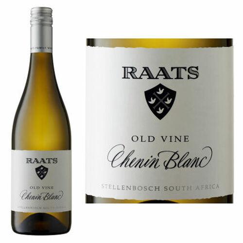 Raats Stellenbosch Old Vine Chenin Blanc 2018 (South Africa) Rated 92VM