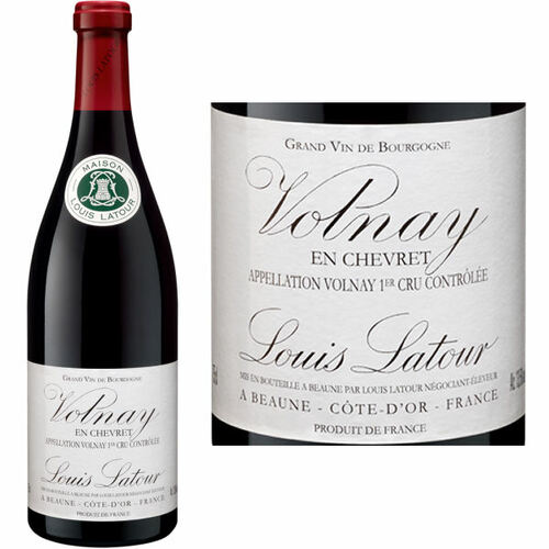 Louis Latour Volnay 1er Cru En Chevret Pinot Noir 2015 Rated 94WE CELLAR SELECTION