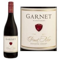 Garnet Sonoma Coast Pinot Noir 2013