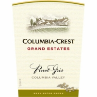 Columbia Crest Grand Estates Pinot Gris Washington 2013