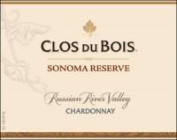 Clos Du Bois Russian River Reserve Chardonnay 2015