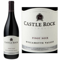 Castle Rock Willamette Valley Pinot Noir Oregon 2015