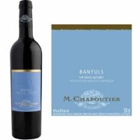 M. Chapoutier Banyuls 2015 500ML