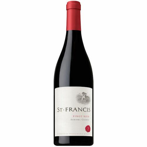 St. Francis Sonoma Pinot Noir 2015
