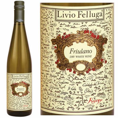 12 Bottle Case Livio Felluga Friulano DOC 2018