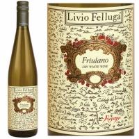 12 Bottle Case Livio Felluga Friulano DOC 2015 Rated 94JS
