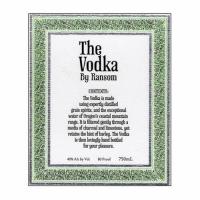 Ransom The Vodka 750ml