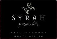 Rudi Schultz Stellenbosch Syrah 2011 (South Africa) Rated 92WS