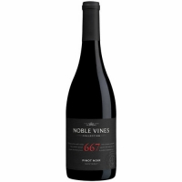 12 Bottle Case Noble Vines Collection 667 Monterey Pinot Noir 2014